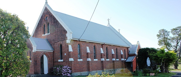 Our Lady of Good Counsel Church Cobarga