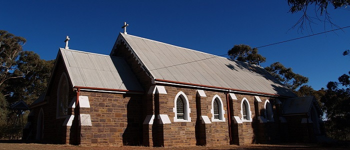 Sacred Heart Church Murringo