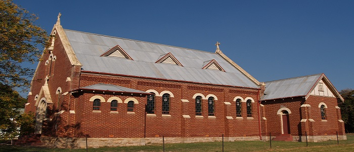 St Columbas Church Koorawatha